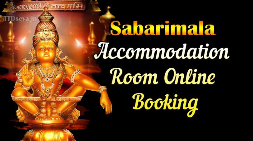 Sabarimala Accommodation Room Online