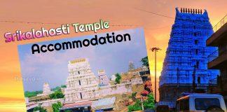 Srikalahasti, Srikalahasti temple