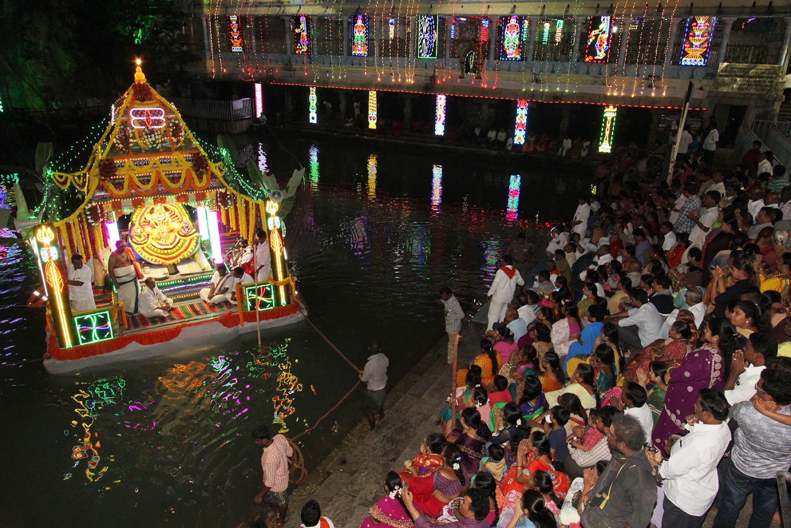 Kapila Theertham Kapileswara Swamy Temple info, Timings