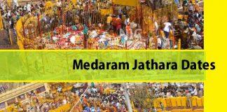 Medaram Jatara, Medaram