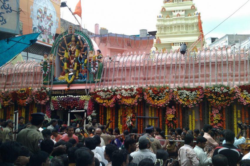 Secunderabad Ujjaini Mahankali Bonalu Temple Timings