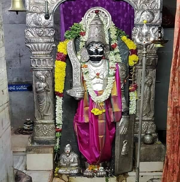 Sri veerabhadreshwara Temple Rayachoti