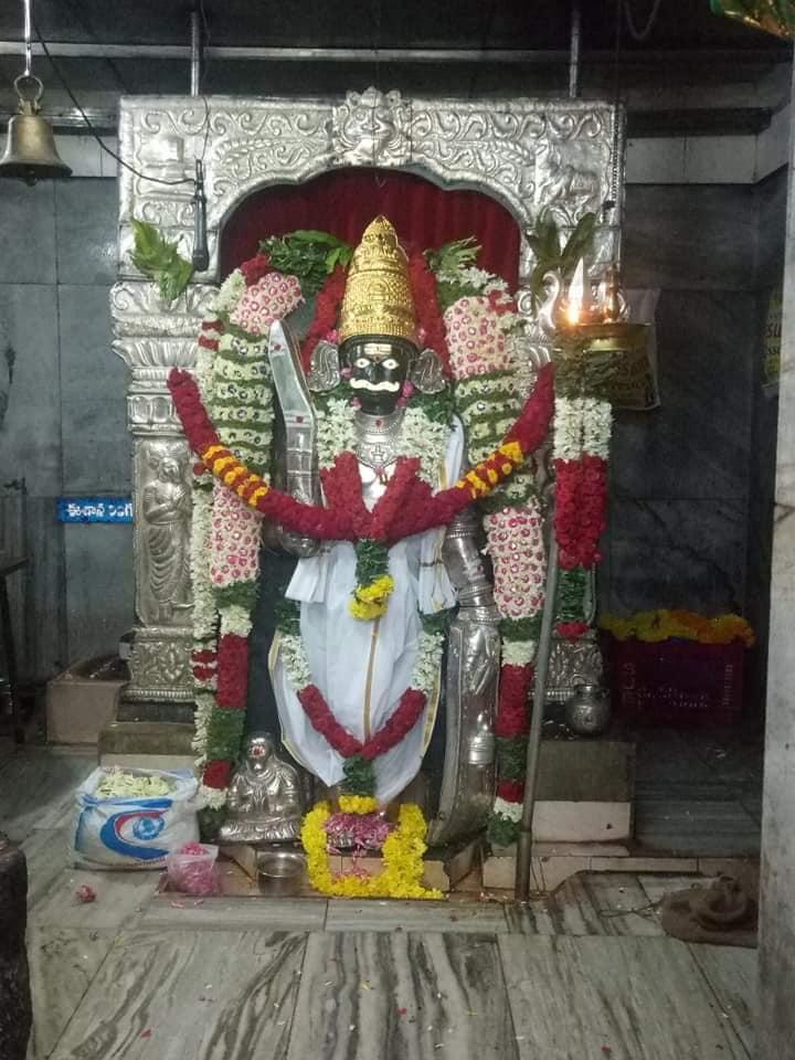 Sri veerabhadreshwara Temple Rayachoty