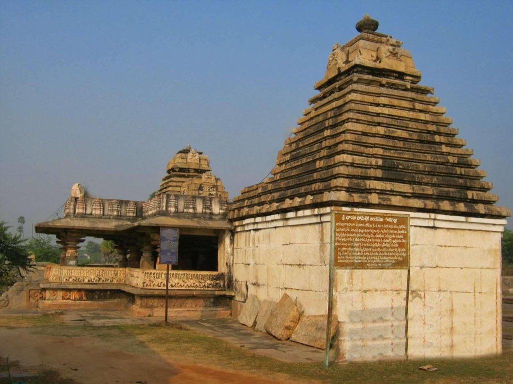 Chaya someswara temple miracle