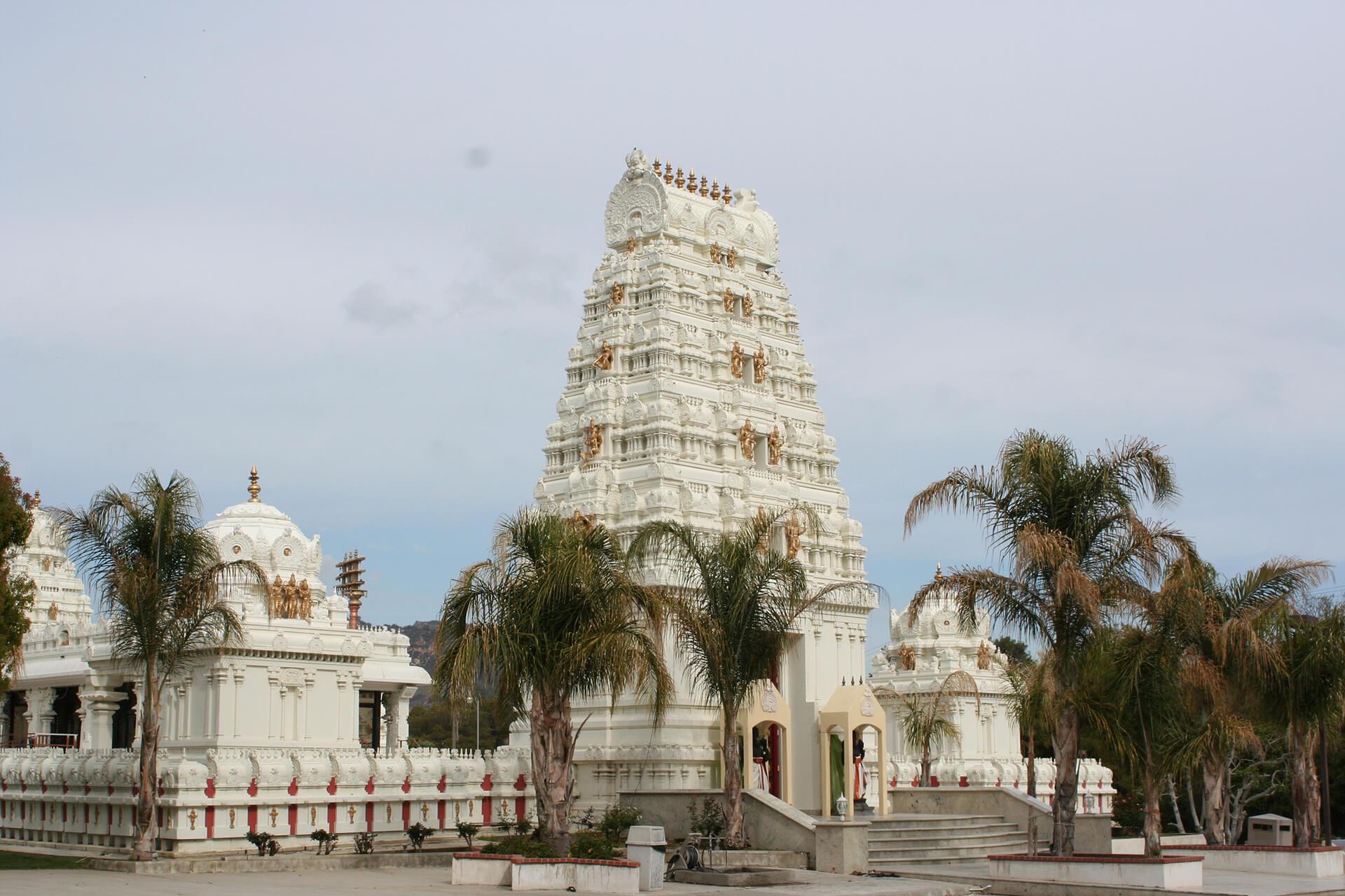 Hindu Temples in California