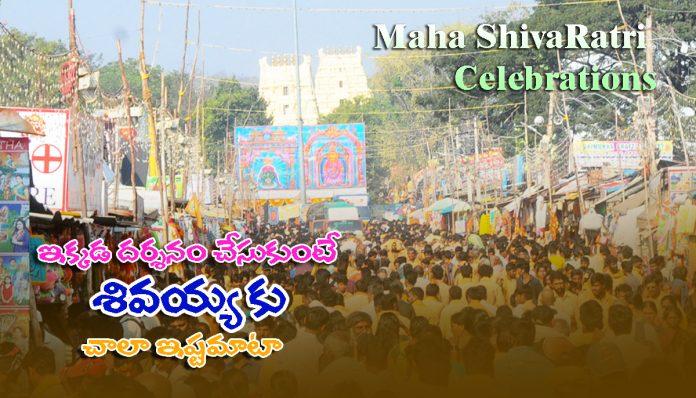 Srisailam MahaShivaratri