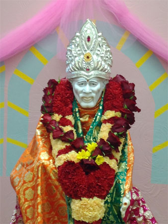 Saibaba temple dallas