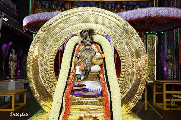 Srivari Bramotsavam